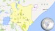 肯尼亚与其邻国索马里(含盖多地区)