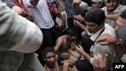 Mısır'da Askeri Konsey Göstericileri Uyardı