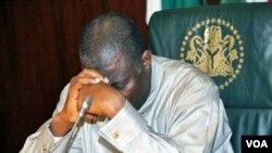 Penjabat Presiden Nigeria Goodluck Jonathan