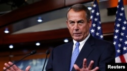 Chủ tịch Hạ viện John Boehner.