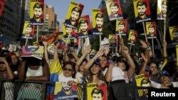 El dirigente opositor venezolano está preso desde febrero de 2014.