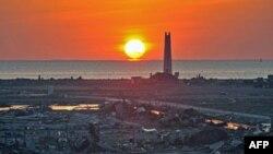 Префектура Мияги. Последствия цунами, порожденного мартовским землетрясением 2011 года