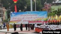 မုိင္းလား ႏွစ္ ၃၀ ျပည့္ အခမ္းအနား (Photo - U Hla Maung Shwe )