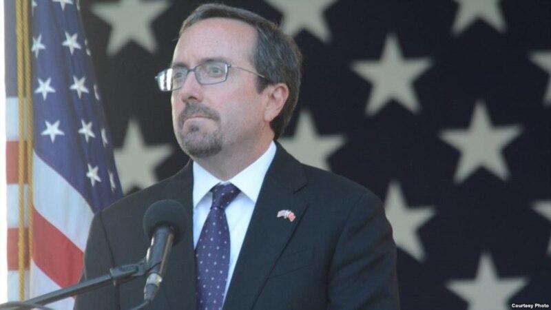 جان آر بیس افغانستان میں امریکی سفیر نامزد