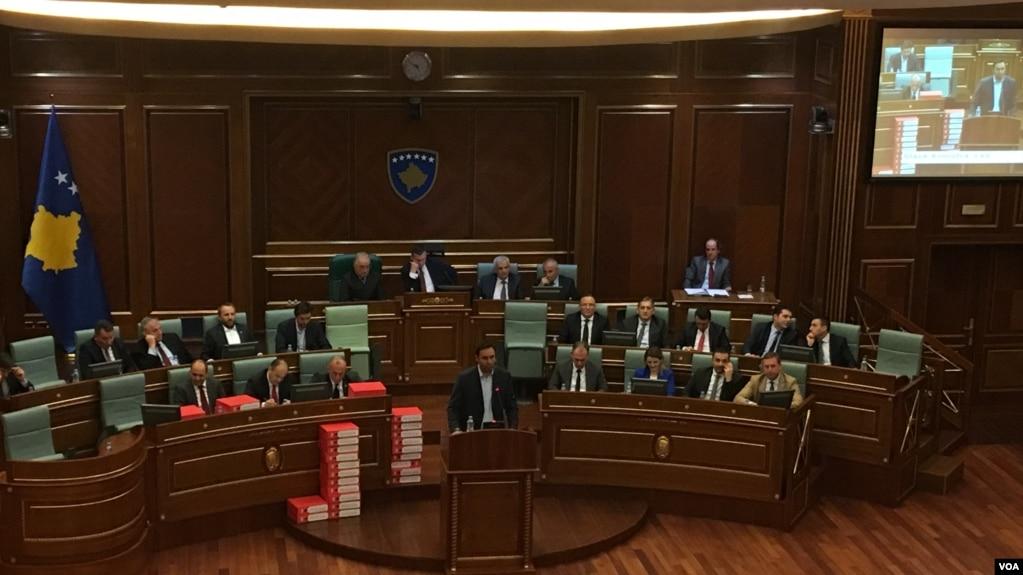 Kosovë: Ratifikohet marrëveshja për kufirin me Malin e Zi