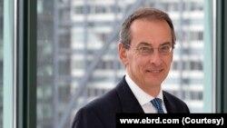 Маттео Патроне, виконавчий директор ЄБРР в країнах Східної Європи та Кавказу. Фото ebrd.com