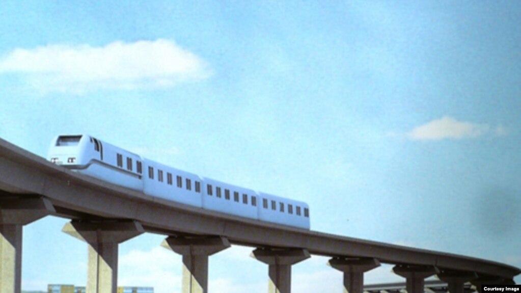 Dự án metro Cát Linh - Hà Đông.