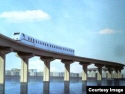 Dự án tuyến tàu điện Cat Linh - Ha Dong