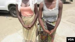 Polícia moçambicana resgata raparigas prestes a serem traficadas