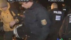 2011-11-27 美國之音視頻新聞: 德國反核抗議者與警察發生衝突