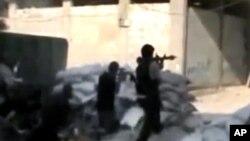دمشق میں جھڑپوں سے متعلق ایک عام شہری کی ویڈیو
