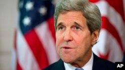Các biến cố như thế khiến cho năm 2014 trở thành một năm gay go cho nhân quyền, theo nhận định của Ngoại trưởng Hoa Kỳ John Kerry, là người công bố bản phúc trình.