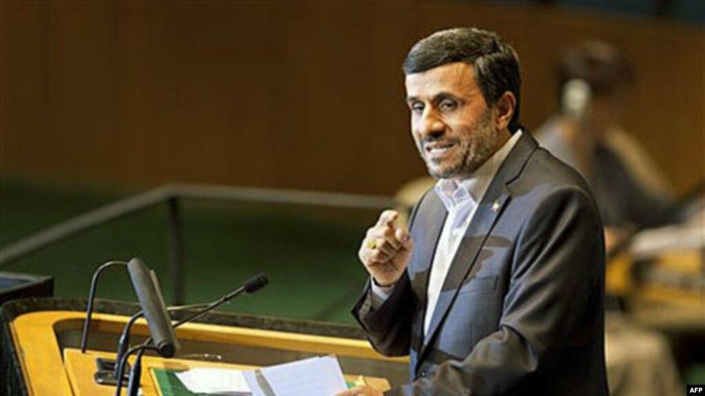 Ahmedinejad'dan baskı ve adaletsizliğe karşı çarpıcı açıklamalar