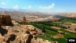 Bomiyon, Afg'onistonning tog'li, so'lim hududlaridan biri