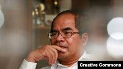 Kepala SKKMigas yang baru, Amien Sunaryadi.