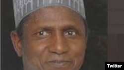 Late Umaru Musa Ya'Adua (Twitter/ @officialPDPNig)