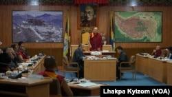 Second Session of Exile Tibetan Parliament Convenes