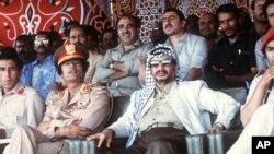 نگاهی به کار کردهای قذافی در لیبیا