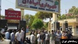 از شهرهای کوچک مثل آبادان تا شهرهای بزرگ مثل تهران، هر هفته تجمع و اعتراضی برقرار است.