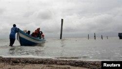 Pescadores de Guyana se han quejado durante años sobre piratas que capturan cargas y equipos en la nación sudamericana.