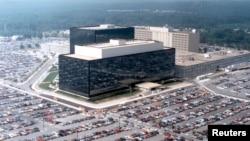 位於馬利蘭州密德堡的美國國家安全局總部。