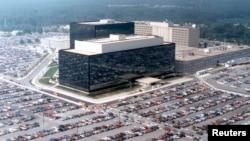 Oficinas centrales de la Agencia de Seguridad Nacional de Estados Unidos, desde donde se habr[ia colectado centenares de millones de contactos digitales.