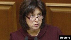 Наталія Яресько, міністр фінансів України