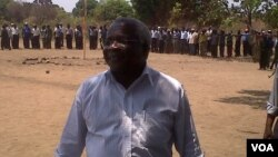Afonso Dhlakama in Gorongoza Renamo Moçambique
