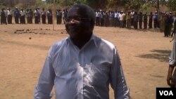 Afonso Dlhakama na Gorongoza