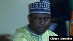 Hon Abdulrazak Sa'ad Namdas mai magana da yawun Majalisar Wakilan Najeriya first left