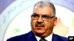 北部城市摩苏尔逊尼派议员奥巴迪出任伊拉克国防部长