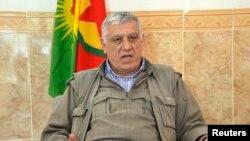 Cemil Bayik, yek ji Damezrênetr û endamê (PKK).