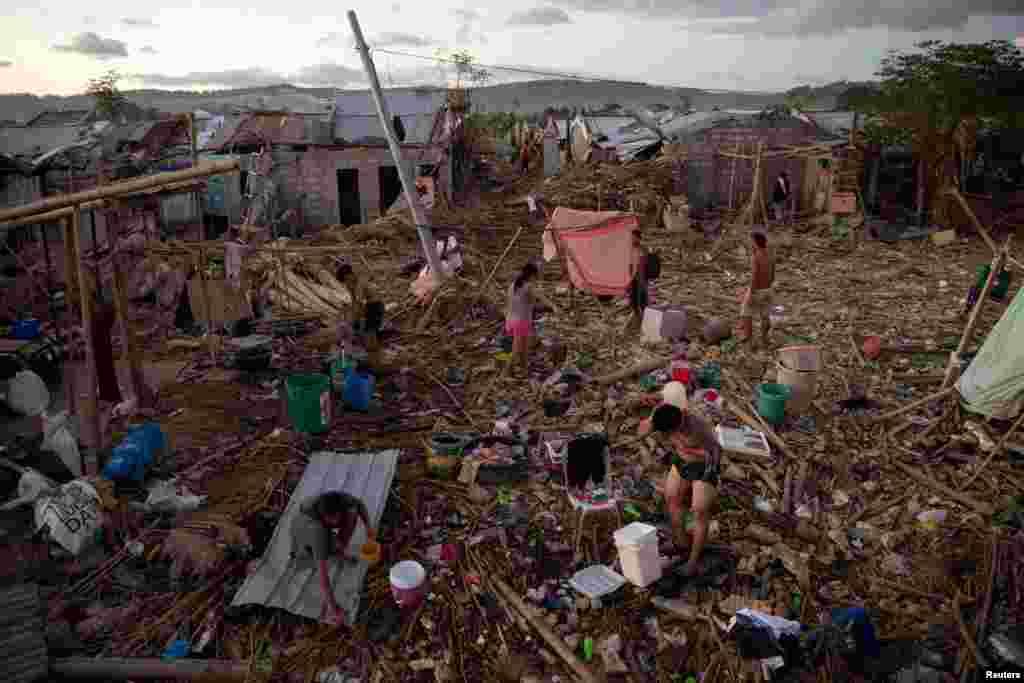 Filippin to'fondan so'ng