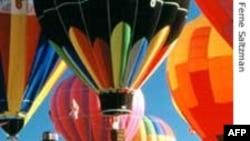 Hai người Mỹ bay khinh khí cầu mất tích