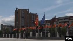 Macedonia EU