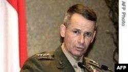 رئيس ستاد مشترک ارتش آمريکا: کشف سلاح های ساخت ايران در افغانستان