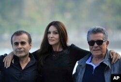 بهروز وثوقی، مونیکا بلوچی، بهمن قبادی