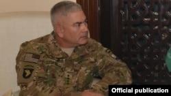 Генерал Джон Кэмпбелл (архтвное фото)