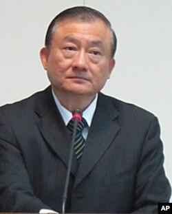 台湾经建会主委尹启铭