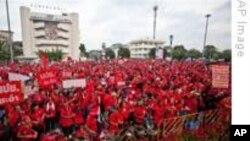 태국 반정부 시위대, 조기총선 요구