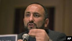 حنیف اتمر: عدم امضای سند استراتیژیک ایالات متحده و افغانستان 'مضحک' است