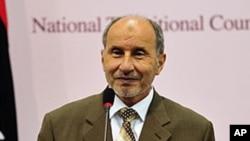 利比亚全国过渡委员会领导人贾利勒