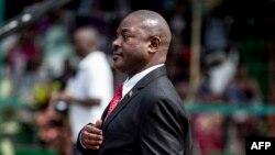 Umuhisi Pierre Nkurunziza yigeze kuyobora Uburundi