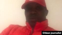 Umkhokheli webandla le Zimbabwe EFF, uMnu. Innocent Lutshutsha Gagu Ndibali