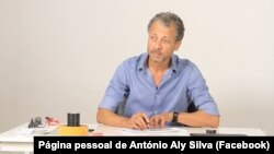 Antonio Aly Silva, jornalista e blogueiro guineense