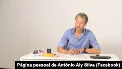 Antonio Aly Silva, jornalista e bloguista guineense