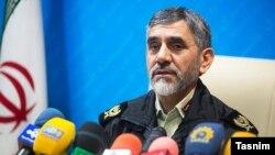 Ali Moayedi, علی مویدی جانشین ستاد مبارزه با مواد مخدر ایران