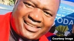 Reverend Forbes Matonga