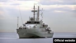 ၾသစေၾတးလ် ေတာ္၀င္ေရတပ္ စစ္သေဘၤာ HMA Childers (Photo Credit to Royal Australian Navy Website)