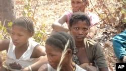 Comunidade San reivindica inclusão nos projectos sociais do estado
